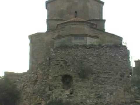 Georgia. Monastery Djvari