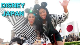 Come with me to Tokyo Disneyland!!! w/ Kristina N Grace
