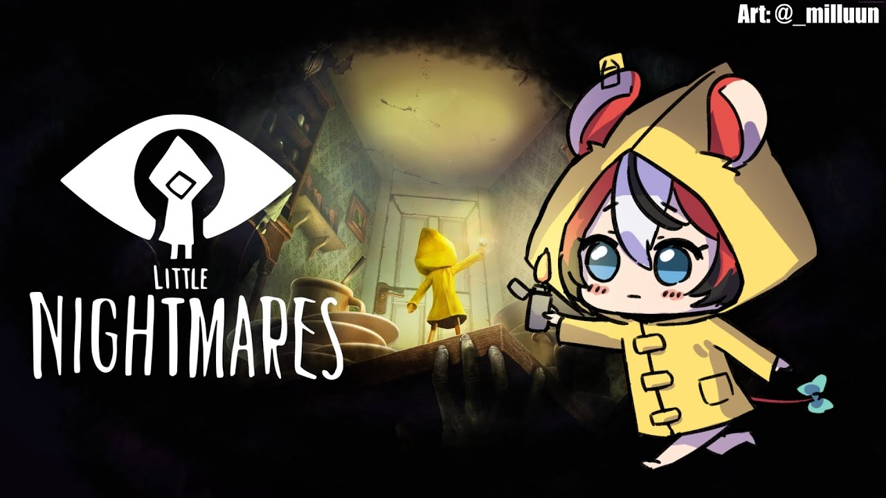 ≪LITTLE NIGHTMARES≫ im not scared im not scared [SPOILERS]