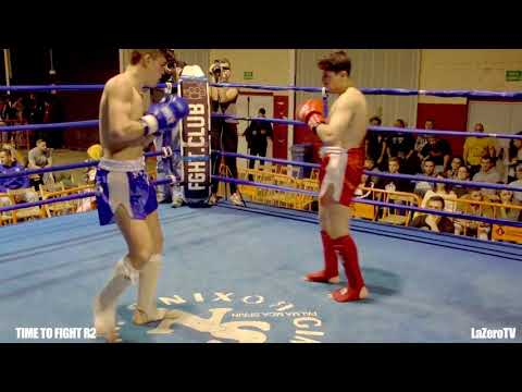 9º Combate Time to fight Gabriel fernandez (Wons 2000) vs Marc medina (Roc blanc)
