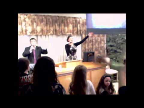 Sunday Service February 21st 2016 at Heartland Of Pentecost in Clarksville Tennessee