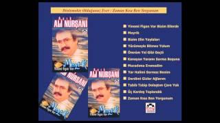 Aşık Ali Nurşani - Zaman Kısa Ben Yorgunum