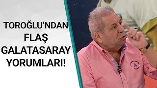 Galatasaray 4 - 1 Kayserispor Erman Toroğlu Maç Sonu Yorumları / A Spor