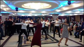 Супер флешмоб в Казахстане.Свадьба 2015