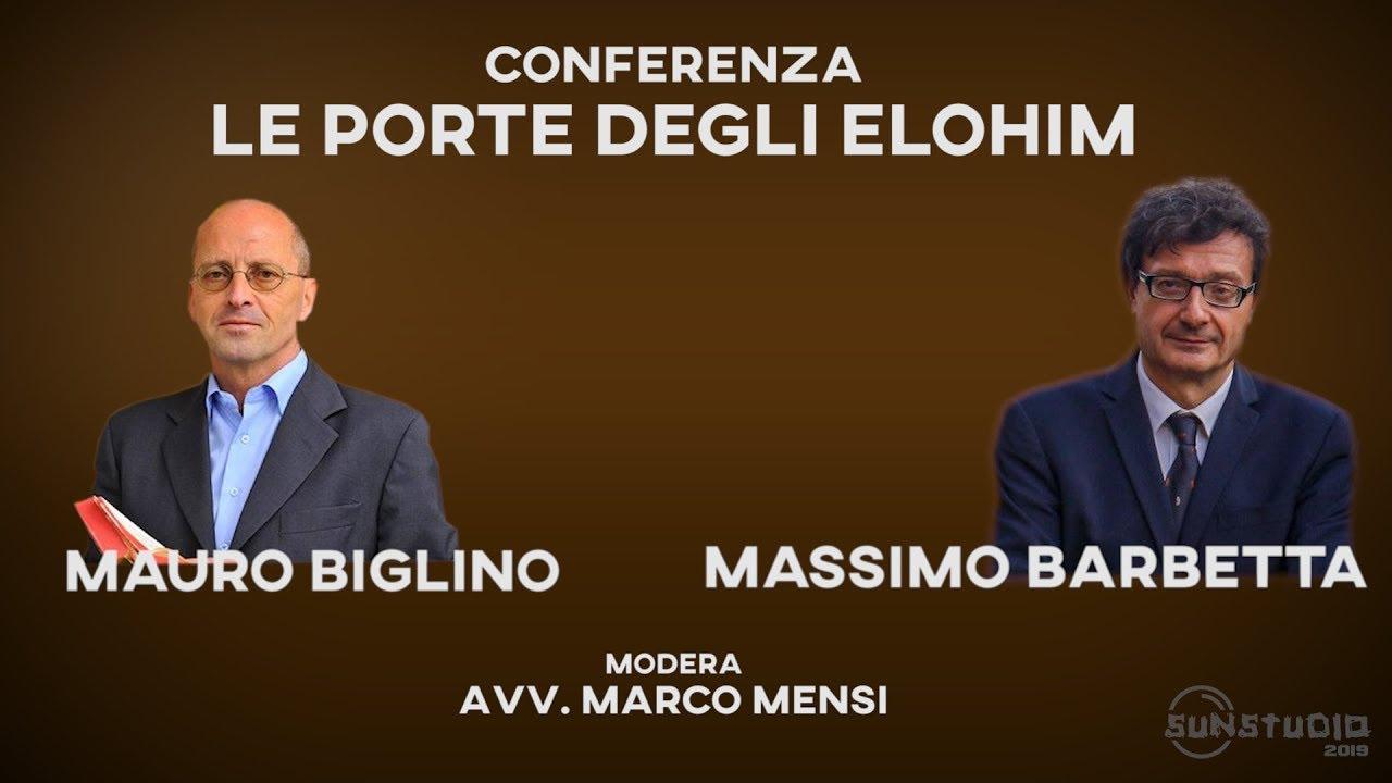 SunStudio-conferenza Le porte degli Elohim - Barbetta-Biglino | AL 25-5-19