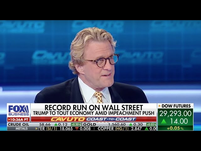 Paul Dietrich   Fox Business News 01 20 2020 Cavuto Coast to Coast