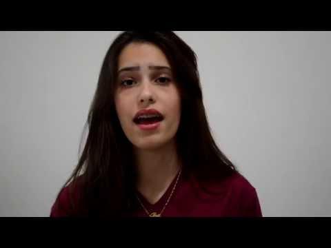 Desafio no deserto - Michelle Nascimento (cover) Thais Cadorini