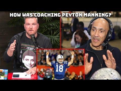 What Was Coaching Peyton Manning Like?