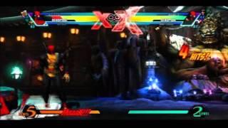 Ultimate Marvel vs. Capcom 3: DHC Quotes