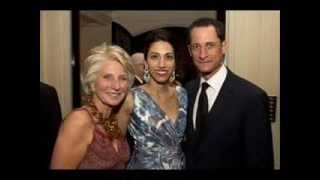 Pictures of  Anthony Weiner's Wife and pics of the  girls he was Sexting