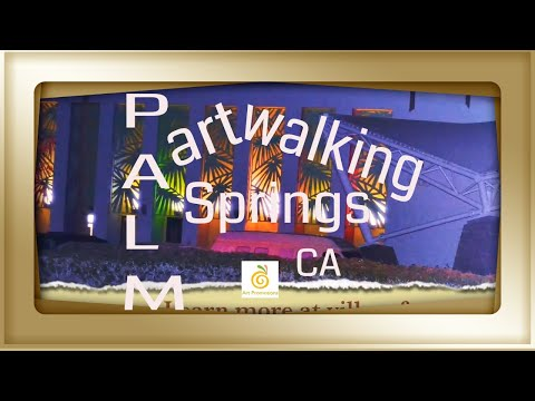 Art Walking Palm Springs California
