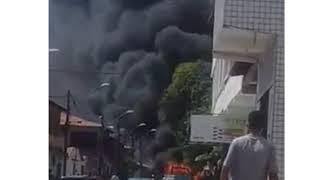 Sequencia  de Ataque e terror em Fortaleza 05/01/2019