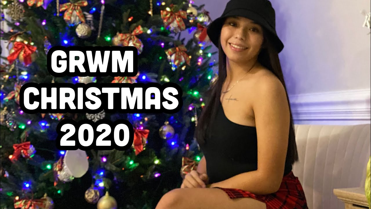 Christmas Grwm 2020 Lifeasvanessa Youtube Christmas has its own words and expressions. youtube
