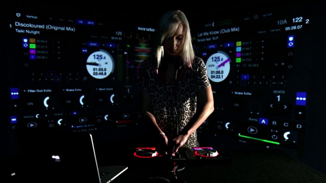 Các chức năng cao cấp trên Bàn DJ Numark Mixtrack Pro 3