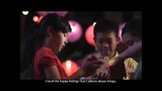 Cadbury Wishes You a Happy Chinese New Year 2013! Ep1