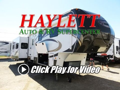 HaylettRV.com   2012 Dutchmen Infinity 3640RL Used Rear Living Room Fifth  Wheel RV Part 62