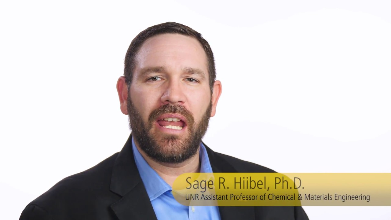 NCET Tech Cafe | Sage R  Hiibel, Ph D  | April 19, 2017