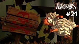 FLOCKERS: #021 - Ufff! - Let's Play Flockers Deutsch / German
