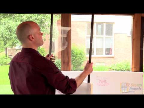 DIY Screen Porch Enclosure