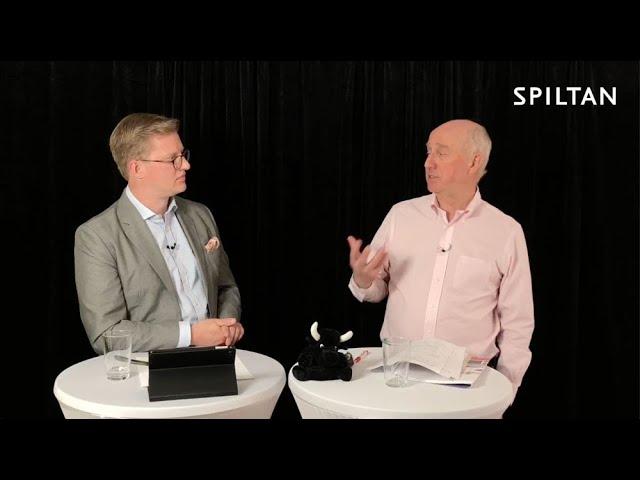 Livesänd frågestund om Spiltans verksamhet 16 maj 2020