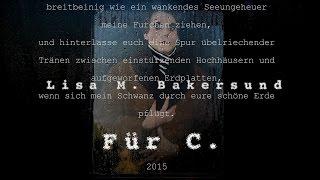 LISA M. BAKERSUND / Glasperlenträume / Für C. [Text]