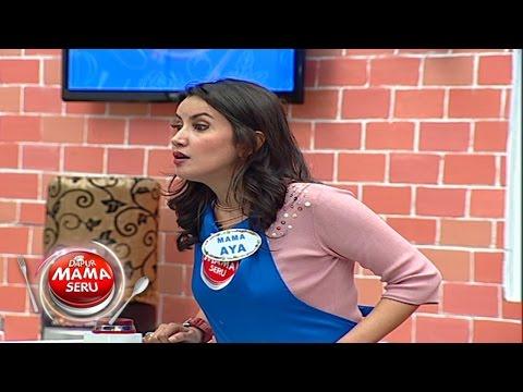 Dapur Mama Seru - Ep 04 - Juwita Bahar & Mama Annisa vs Shawn & Mama Andi Soraya