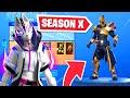 *NEW* SEASON X BATTLE PASS In Fortnite   OG Skins RETURN! (Season 10)
