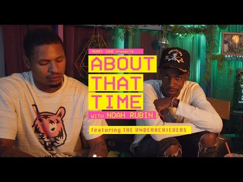 The Underachievers Talk Bicoastal Living, Overzealous Fans, and Caribbean Cuisine | ABOUT THAT TIME Mp3
