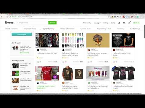 #3 Passive Income with Etsy & Printful -  Design Yourself or Outsource
