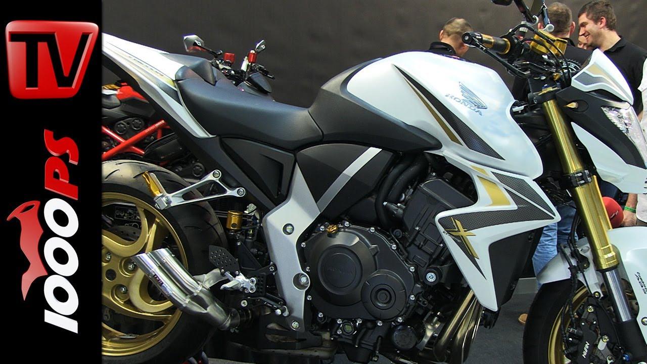Rizoma Honda CB 1000 R Extreme 2014 - YouTube