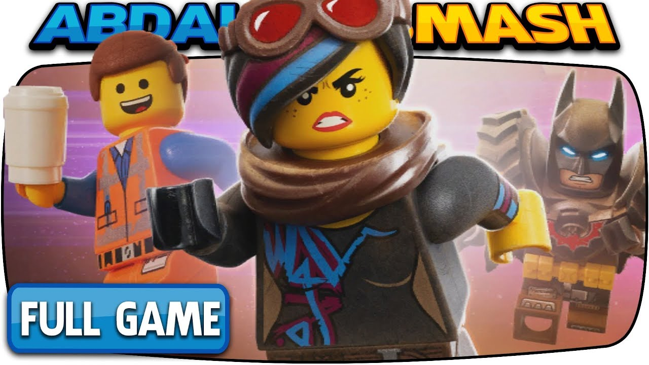 The Lego Movie 2 Videogame Full Game Youtube