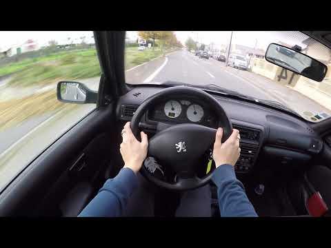 Peugeot 106 1.4i (2001) - POV Drive