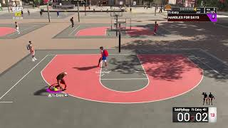 Streakin 1v1 Courts!!! This is sweet !!