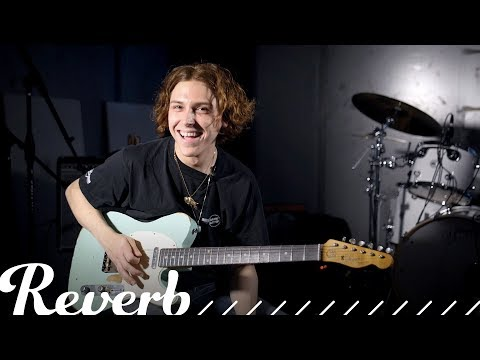 Daniel Donato Teaches Jerry Garcia Style Chromatic Riffs   Reverb Learn To Play