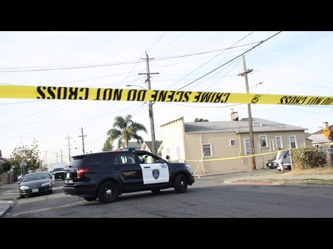 KQED NEWSROOM: Stopping Violence in East Oakland