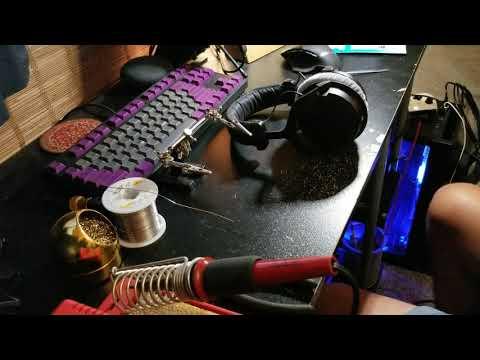 Beyerdynamic DT 770 Detachable Cable Mod - By demevalos, Part 2