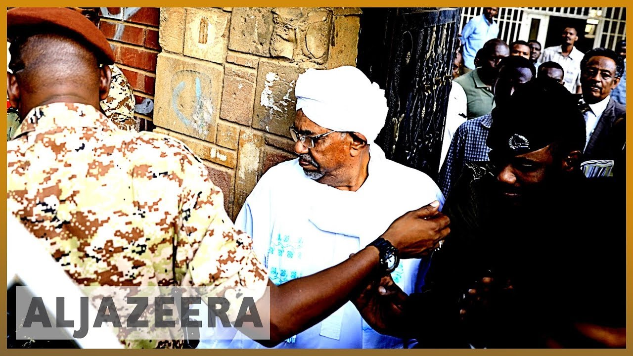 AlJazeera English:Analysis: Al-Bashir arrives in court for fraud charges