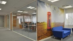 Cre8tive Interiors  Office Design & Fit Out for One Technologies Ltd Swindon