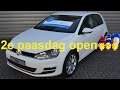 Volkswagen Golf €5.393,- voordeel 1.2 TSI 110pk Highline (vsb 13230) Rijklaar!