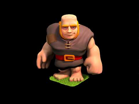 All Tier 1 Troops (Clash of Clans)