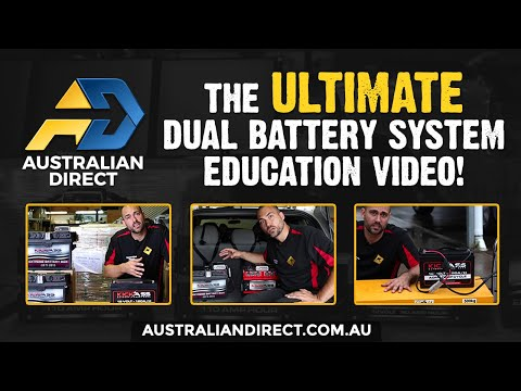 The Ultimate Dual Battery System Education Video!