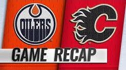 Draisaitl pots 50th goal as Oilers down Flames, 3-1
