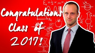 I just wanted to post a quick video to say congratulations to the c...