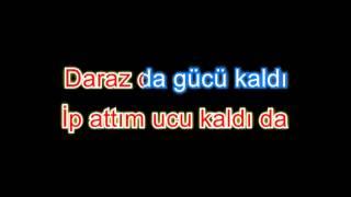 Ankaranın bagları karaoke versiyon