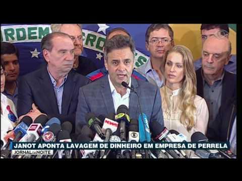 Rodrigo Janot Abre Novo Inquérito Contra Aécio Neves