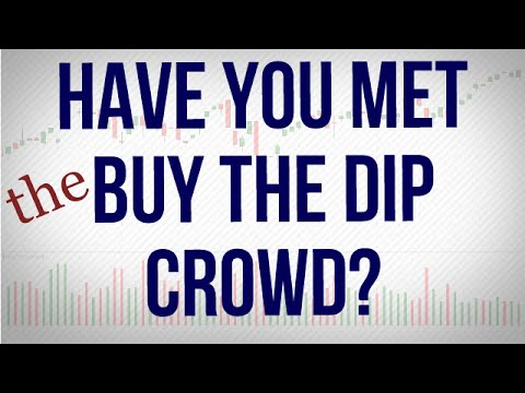 Episode #613 Buy the dip crowd sends share prices higher in all stock markets