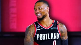 Damian Lillard Broke My Heart