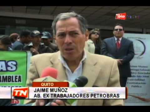 Juicio contra Petrobras