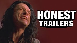 With The Disaster Artist coming out this weekend we decided to do the movie you've all been asking for - The Room! Watch the Honest Trailer Commentary to ...
