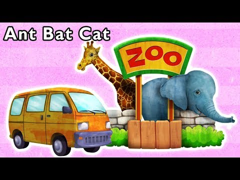 Ant Bat Cat and More | FUN ABC PHONICS RHYME | Baby Songs from Mother Goose Club!